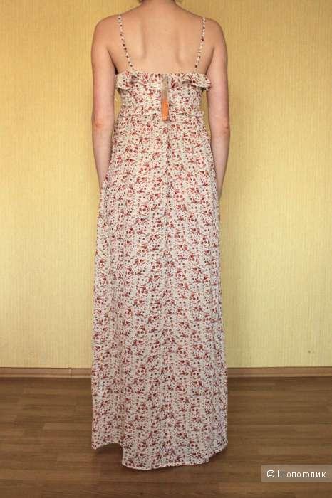Lipsy платье макси, UK8
