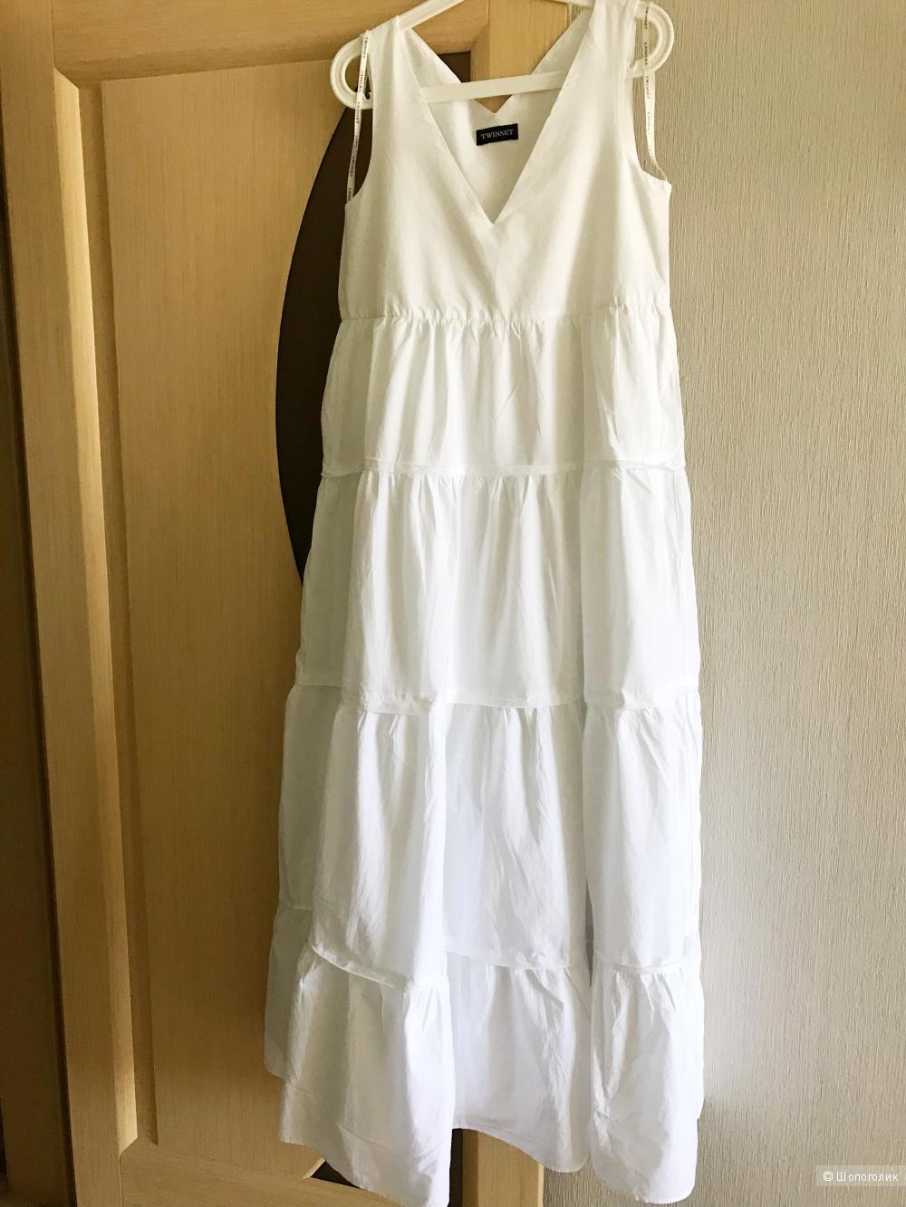 Платье TWINSET SIMONA BARBIERI