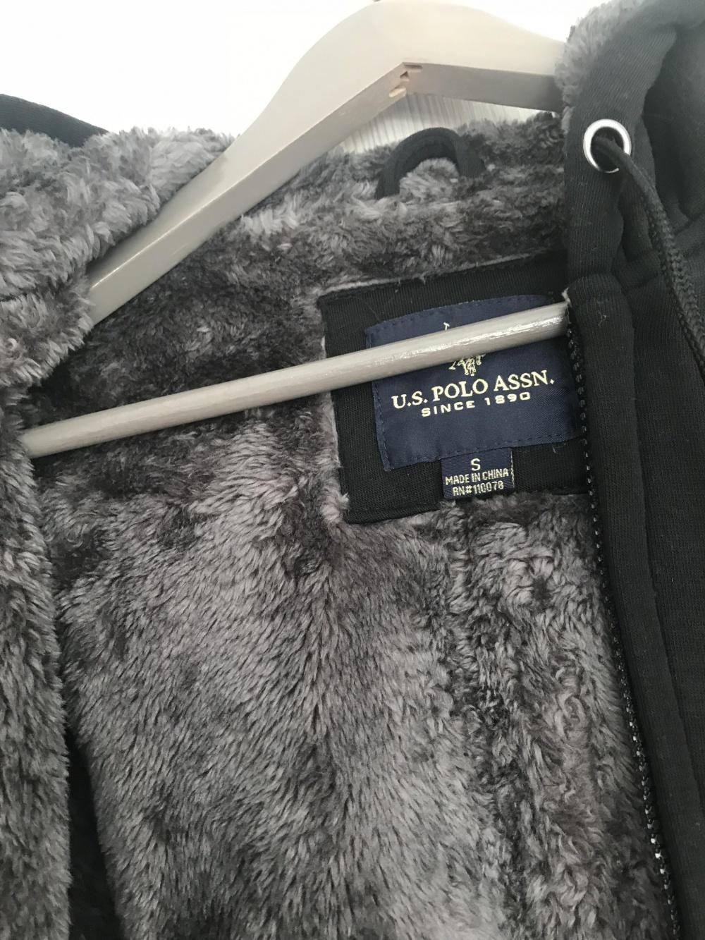 Куртка толстовка us polo assn, размер s