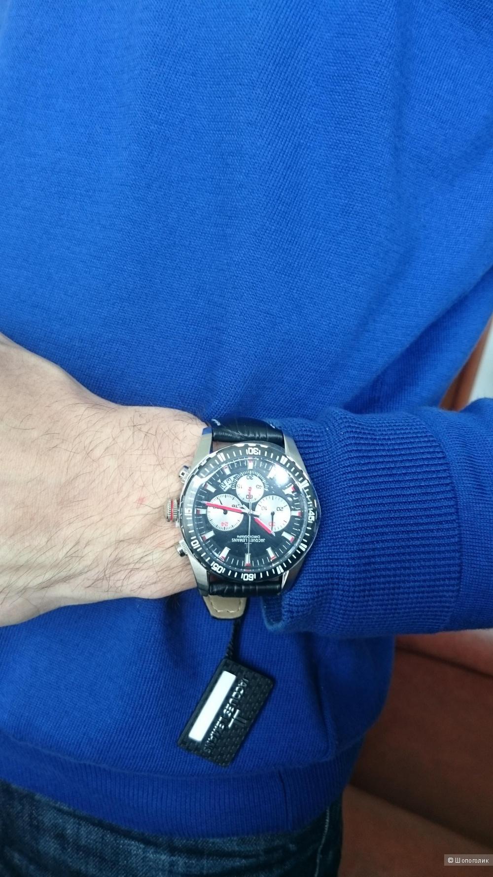 Мужские часы Jacques lemans