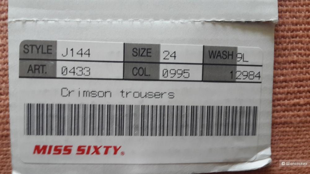Джинсы фирма Miss Sixti 24 размер