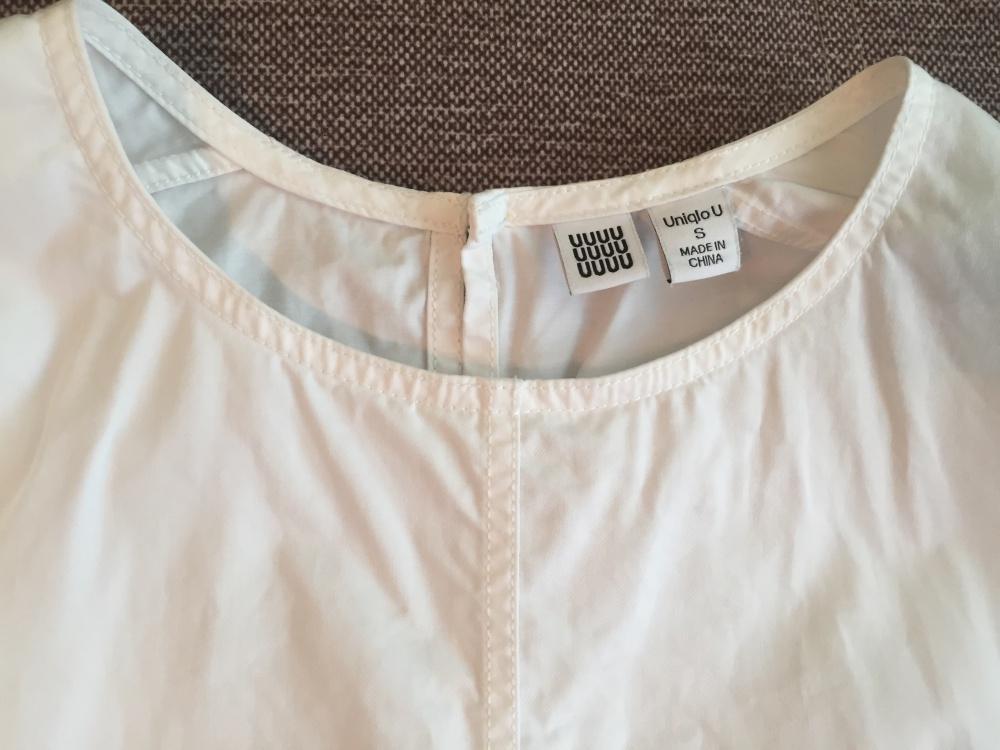 Блузка Uniqlo, размер S