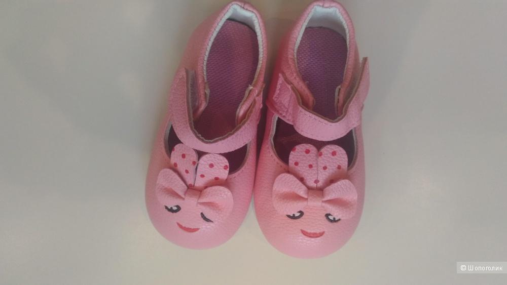 Туфельки детские, размер 21.