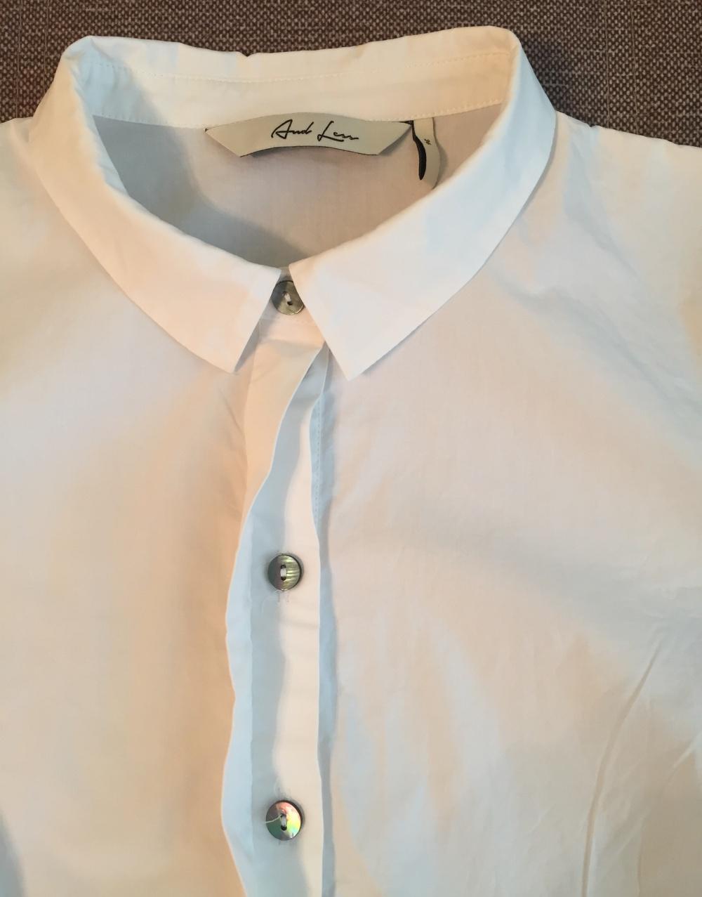 Рубашка And less, размер 44