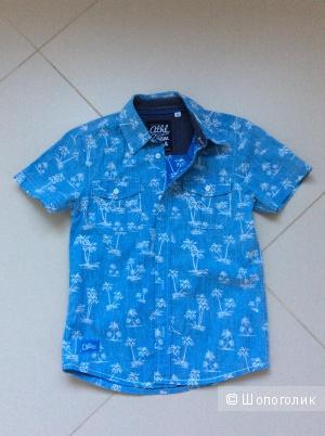 Летняя рубашка Palomino р.122