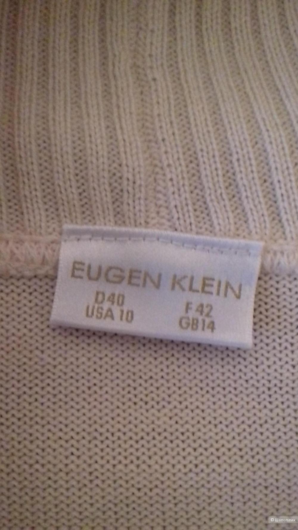 Кардиган и шарф, Eugen Klein, р. USA 10, русский 46-50.