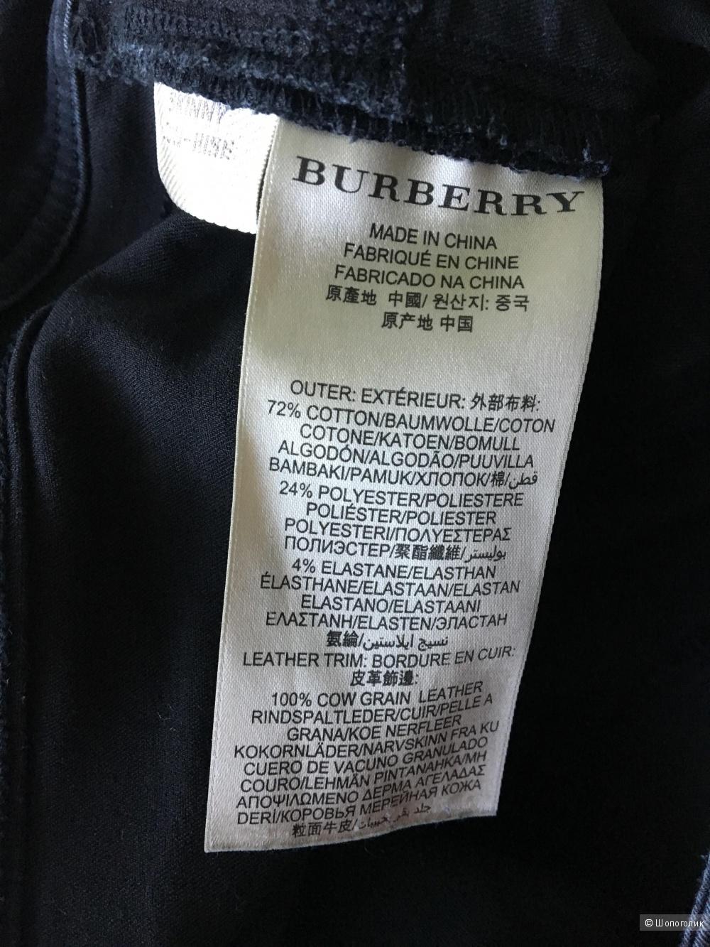 Джинсы-скинни Burberry Brit, размер 28