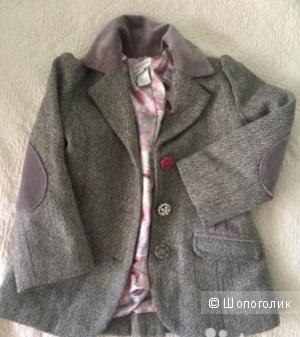 Детский пиджак, 2-4 года, фирма Monsoon