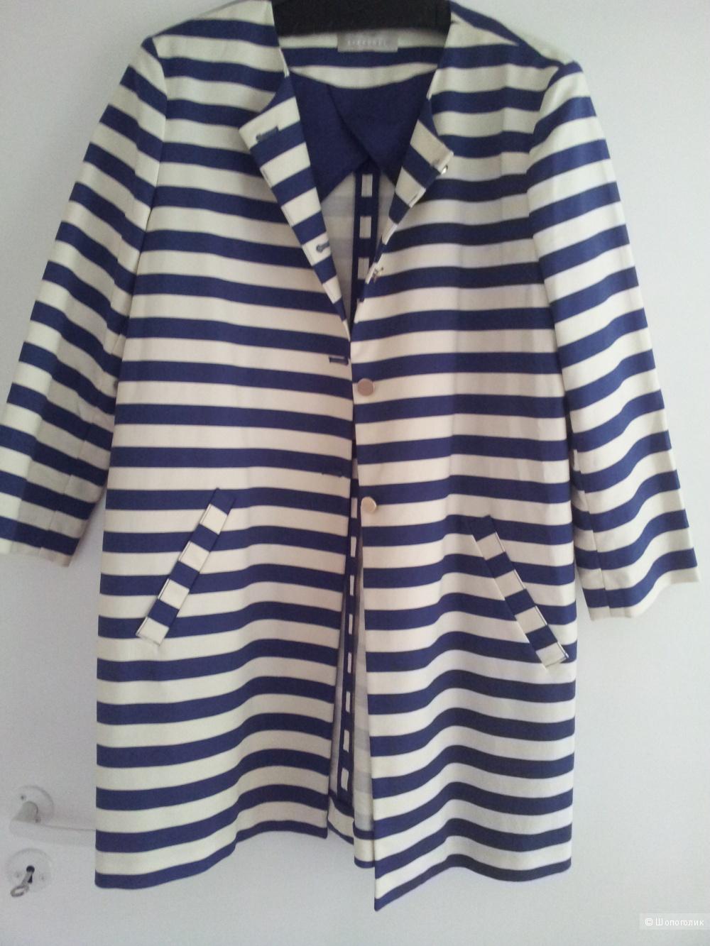 Легкое пальто Stefanel 44it(46-48росс)