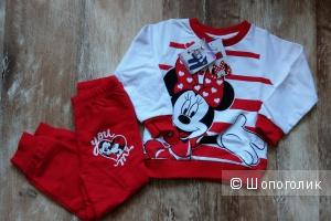 Костюм Disney, размер 98