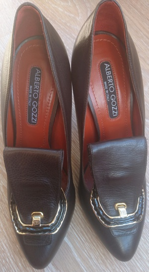 Туфли  Alberto Gozzi 36 размер