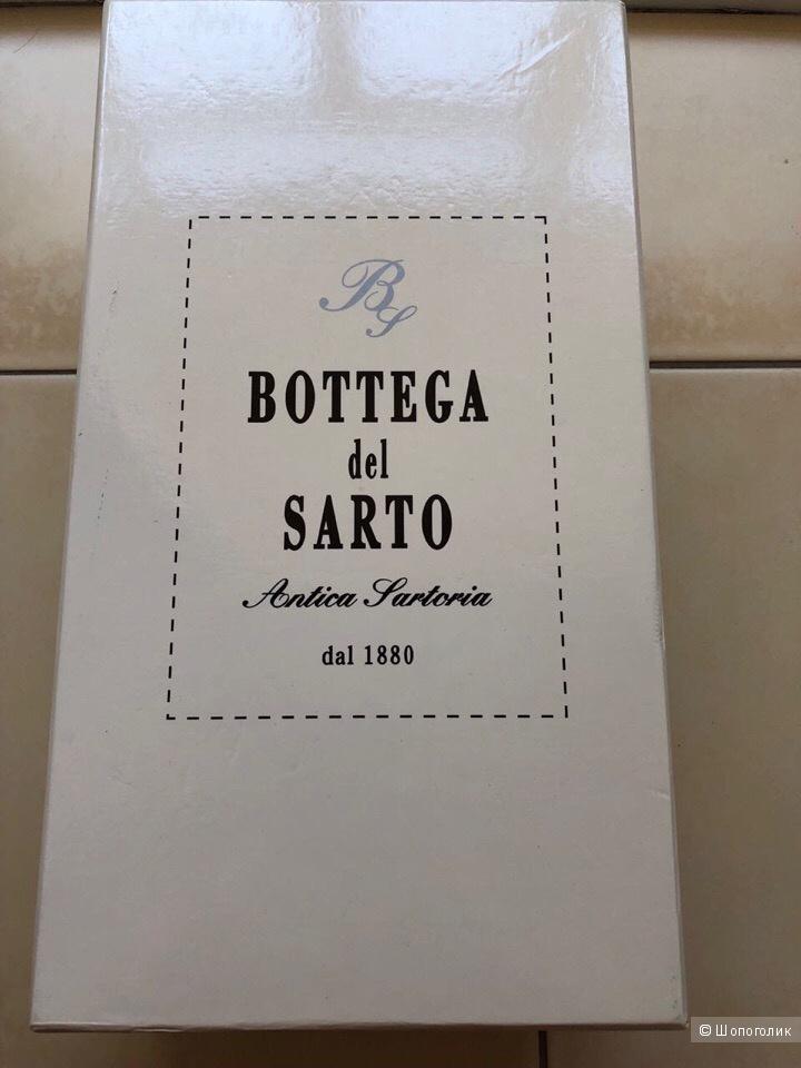 Мужские лоферы с кисточками Bottega del Sarto, размер 43
