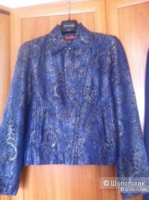 Куртка-Косуха ALAIN MANOUKIAN,40FR, на 44-46 размер