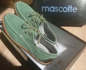 Туфли мужские летние Mascotte размер 41