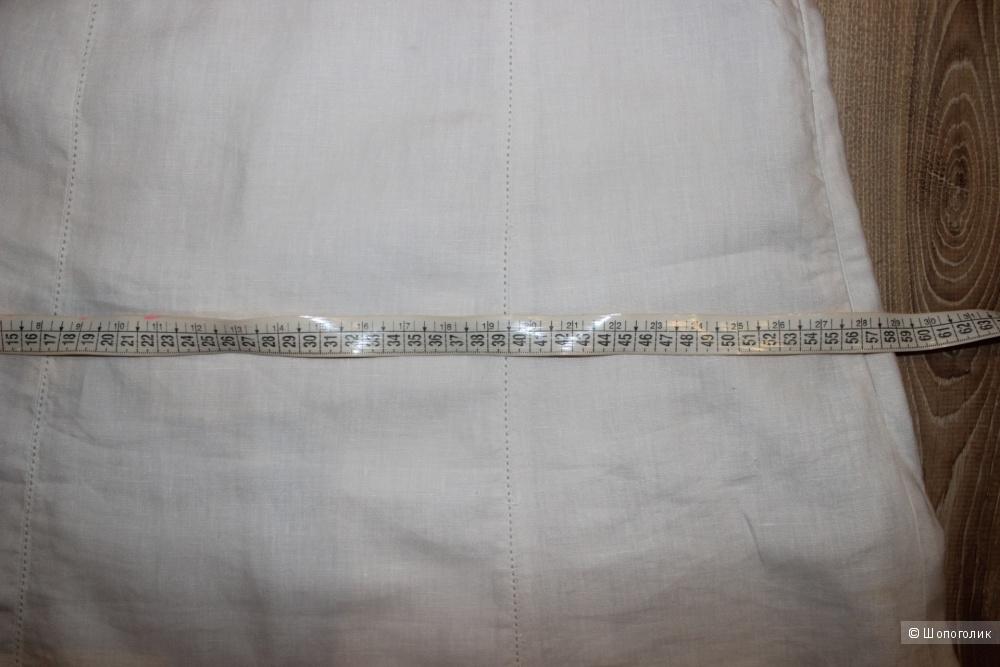 Льняное платье victoria, размер 50+-