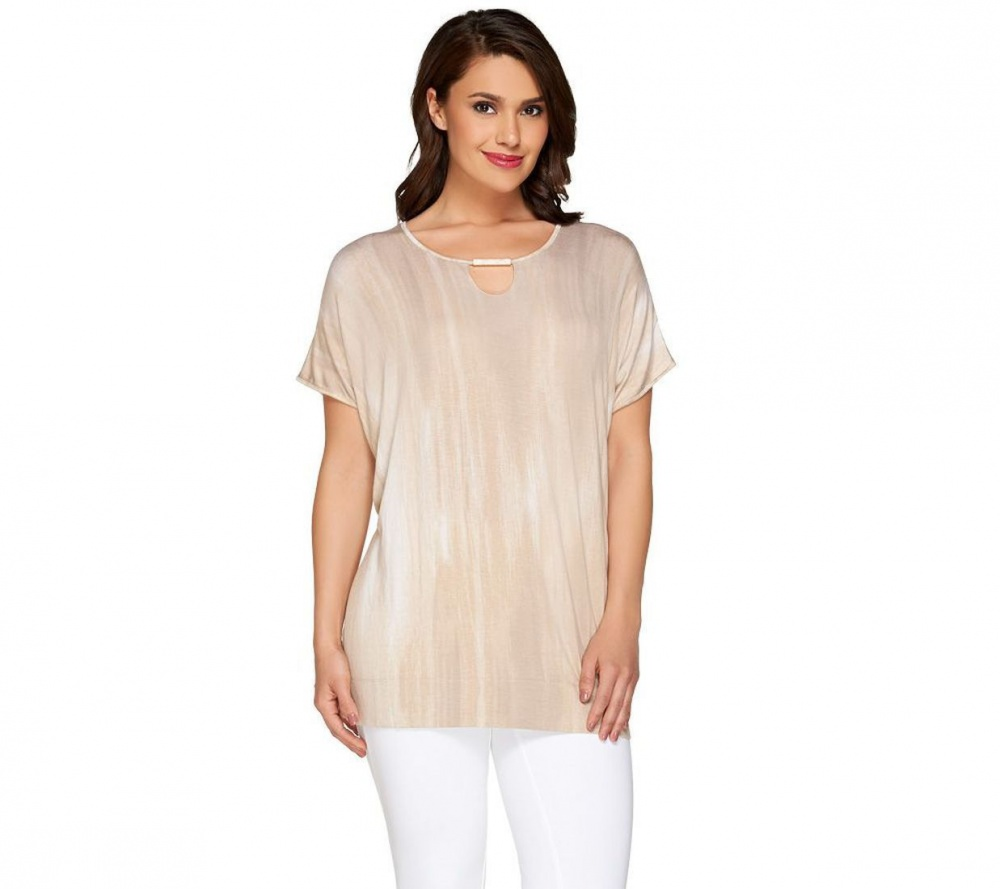 Блузка Lisa Rinna, размер one size, plus size