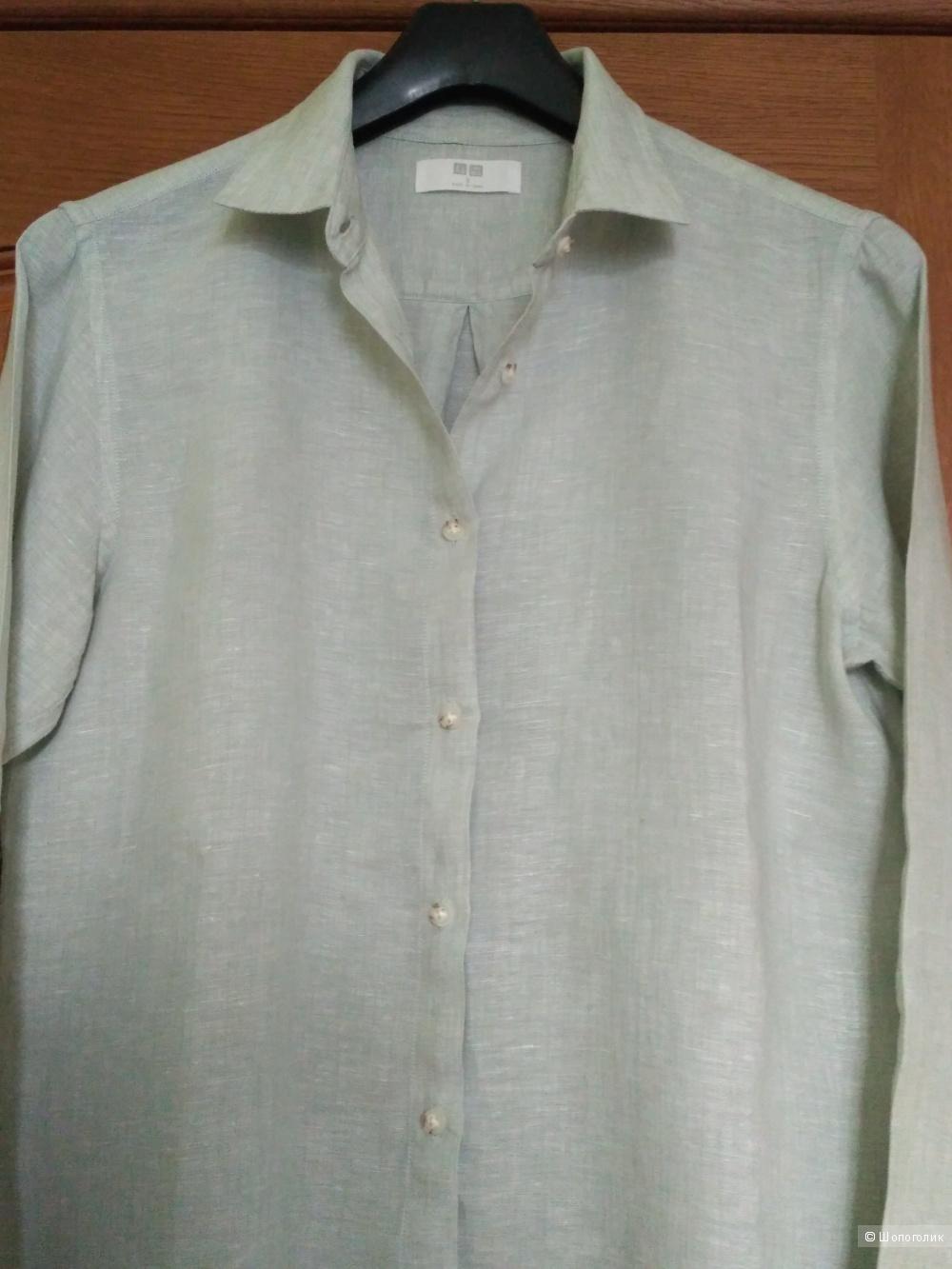 Рубашка UNIQLO, размер s-m
