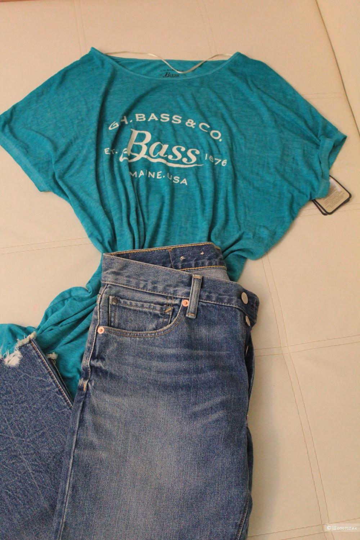 Футболка  G.H.Bass&CO  размер S
