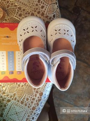 Туфельки для девочки Pablosky р.20