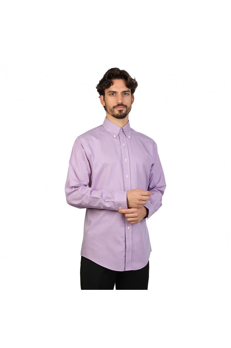 Рубашка BROOKS BROTHERS  размер 18