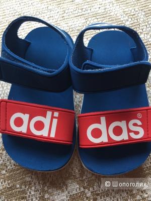 Сандалии Adidas, 24 размер