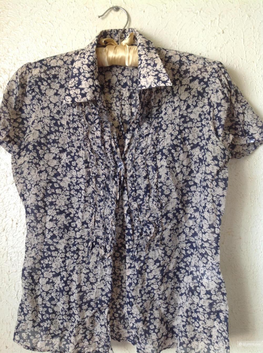 U.S POLO блузка размер 40 на 44 размер