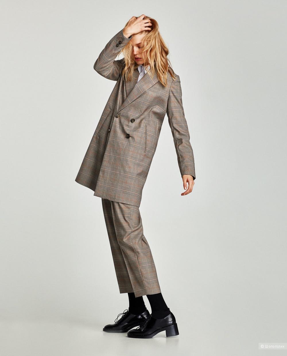 Брючный костюм Zara на 42-44