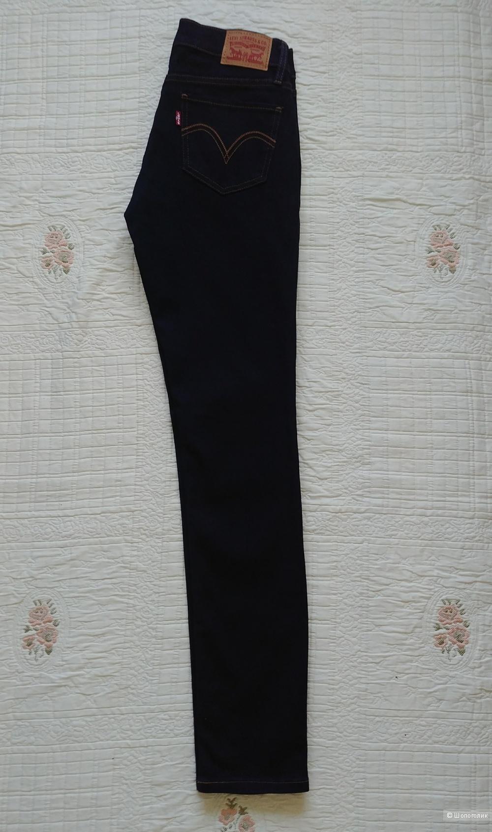 Джинсы Levis, размер 1 (w25)