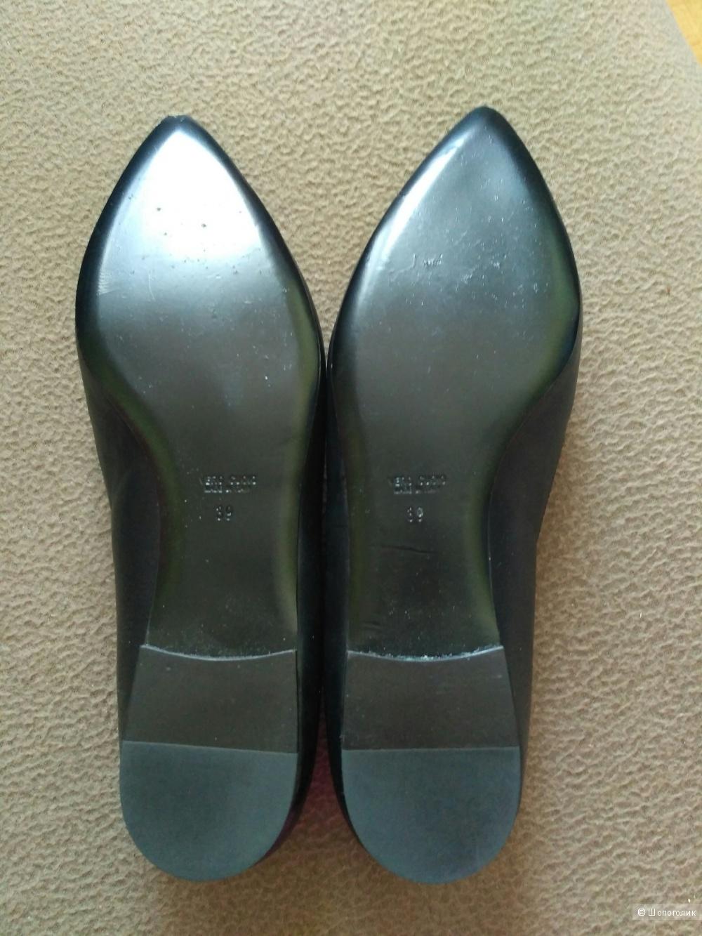 Туфли NEVER EVER, размер 38-38,5