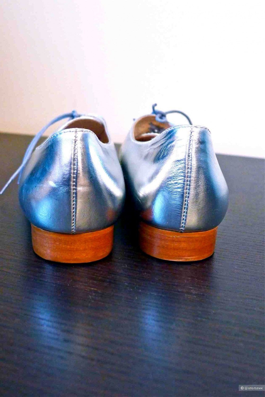 Ботинки ZARA women размер 38 на 37