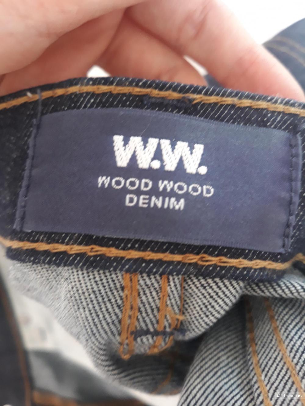Джинсы WOOD WOOD, размер 24, XS
