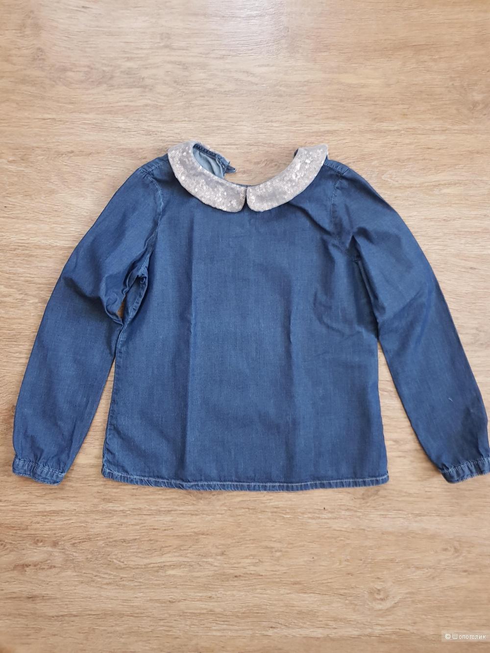 Блуза Beneton,140 см