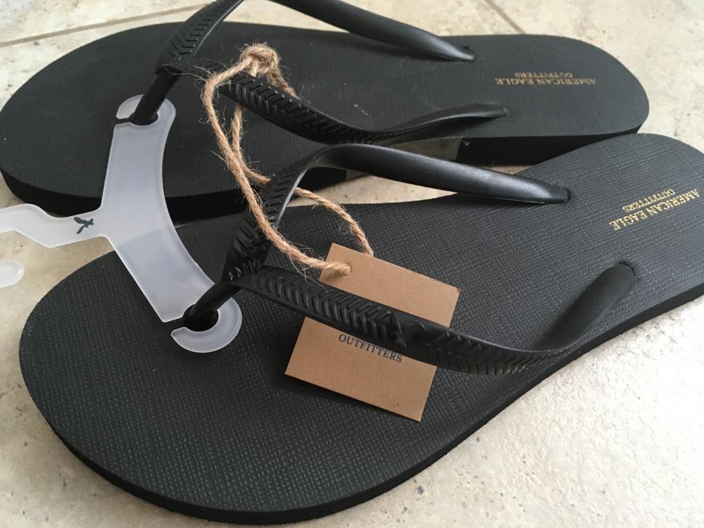 Сланцы Aeo Basic Flip Flop 38 размер