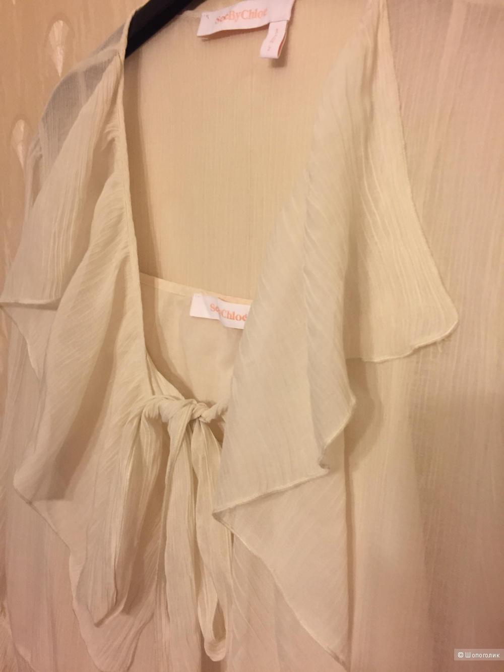 Платье See by Chloe, размер FR 44