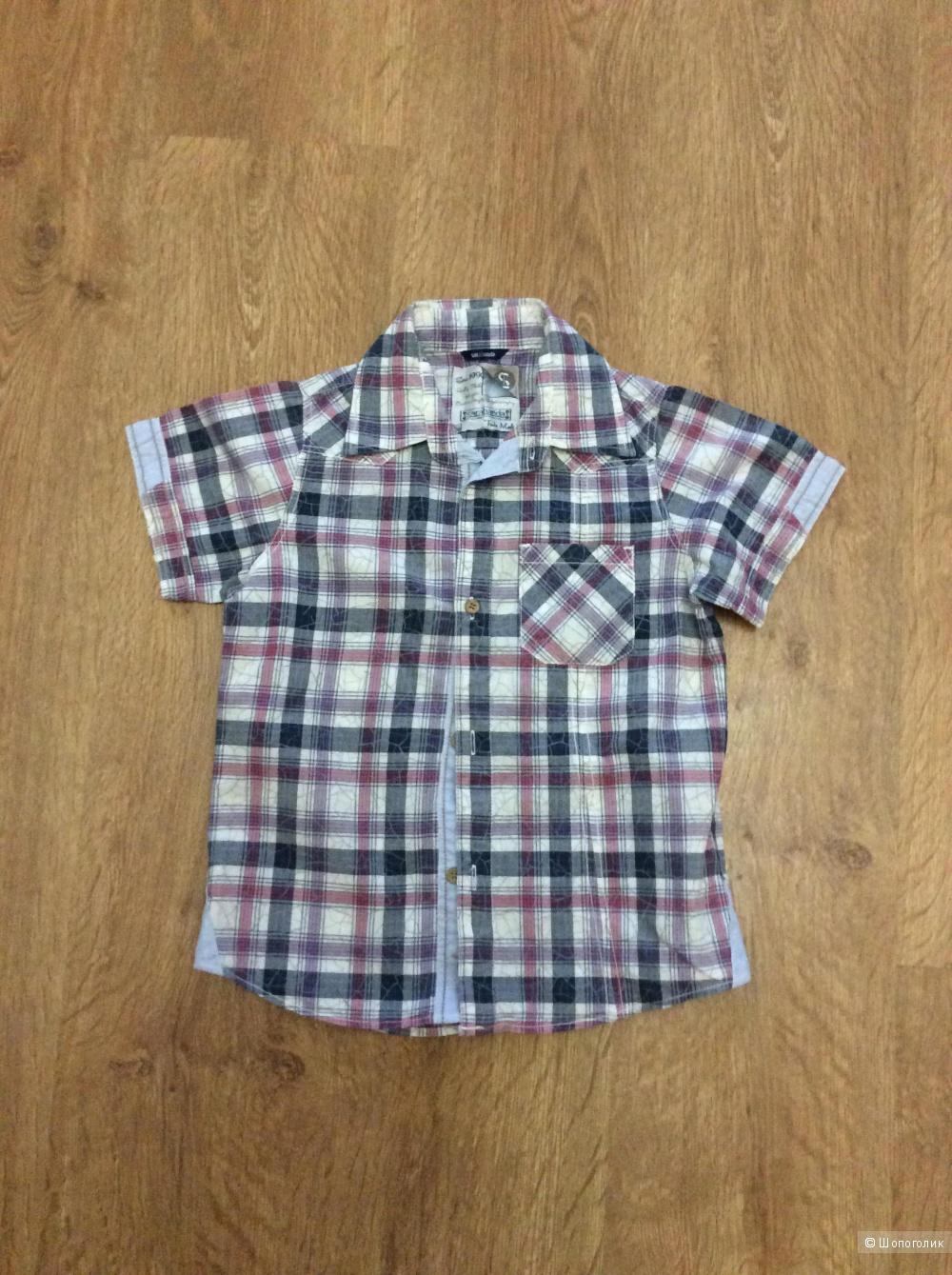 Рубашка Sarabanda на 5-6 лет
