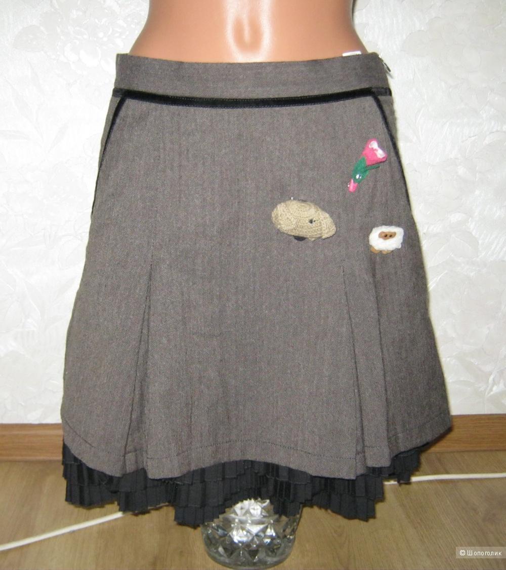 NO LITA очаровательная юбка на 42-44 р-р оригинал