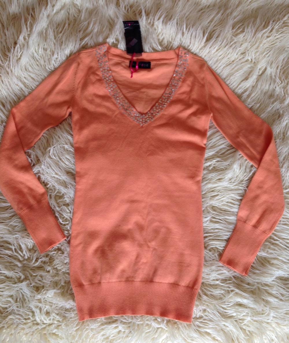 Длинный пуловер Melrose, размер 40-42