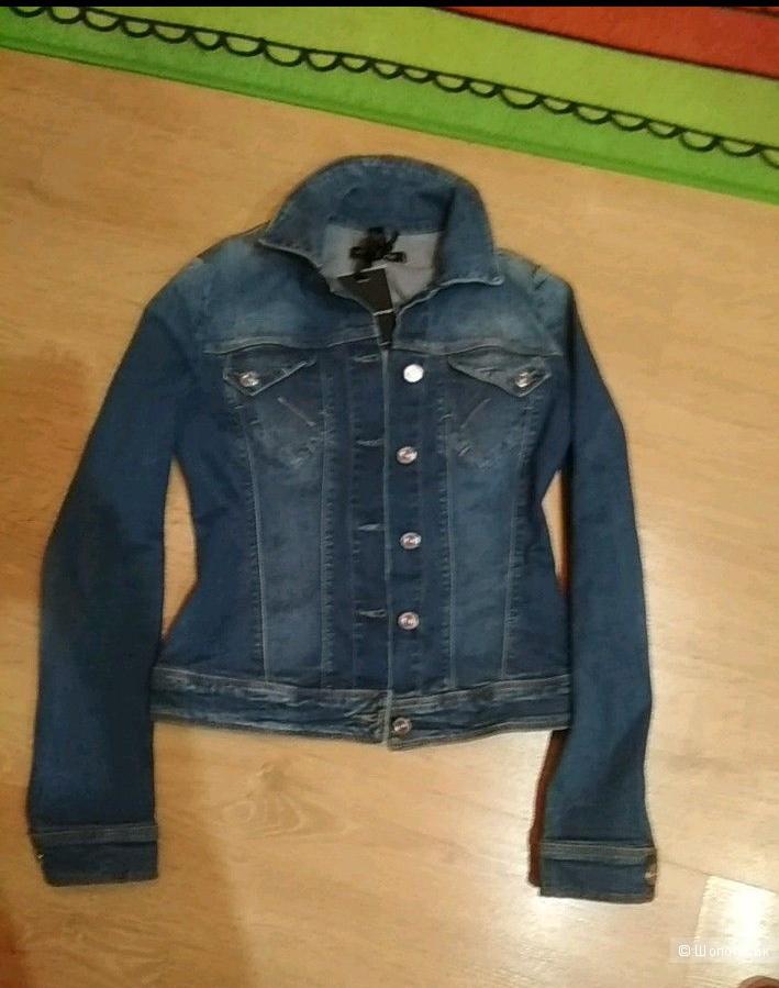 Куртка джинсовая Fornarina 42