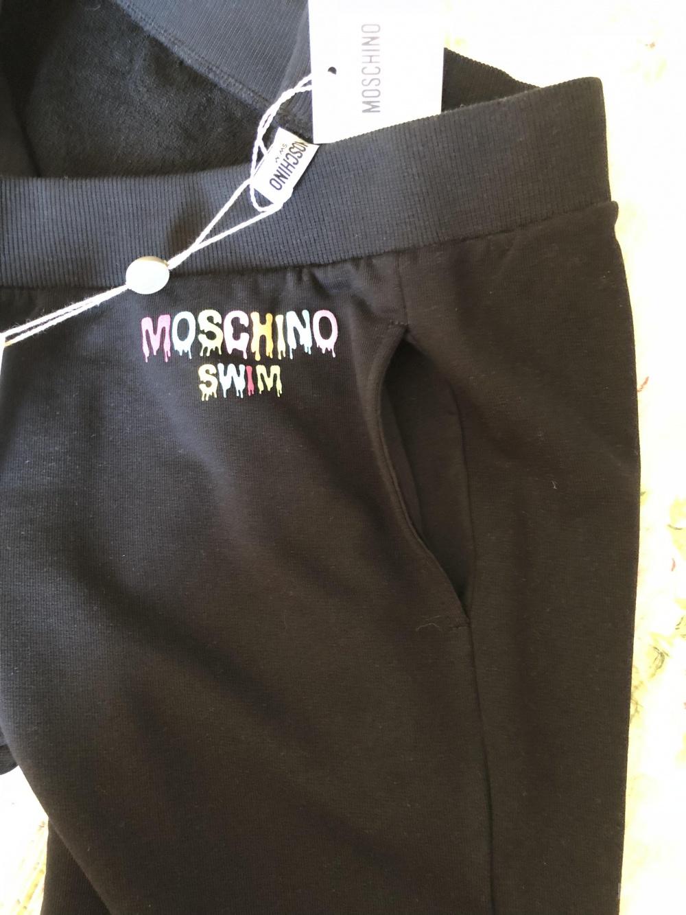 Спортивные брюки MOSCHINO, р-р М