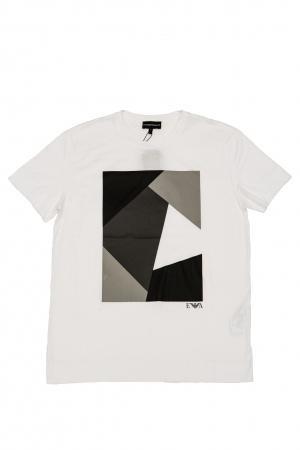 Мужская футболка Emporio Armani, размер S, XL