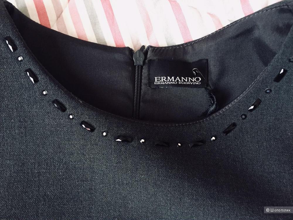 Платье Ermano Scervino, р 48 (IT 46)