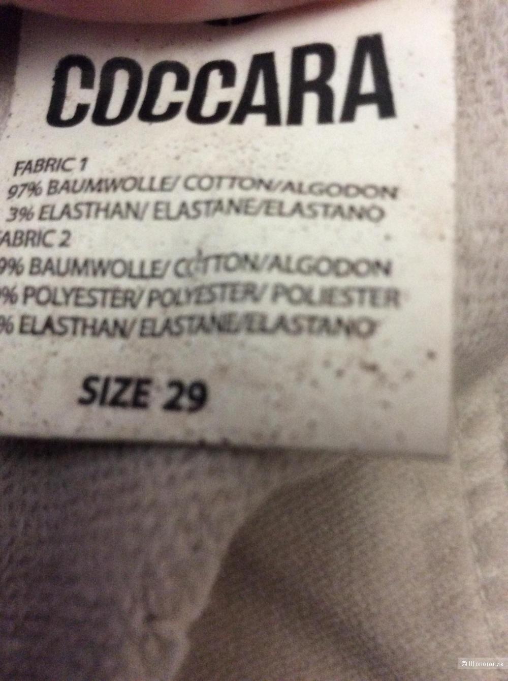 Джинсы Coccara размер 29