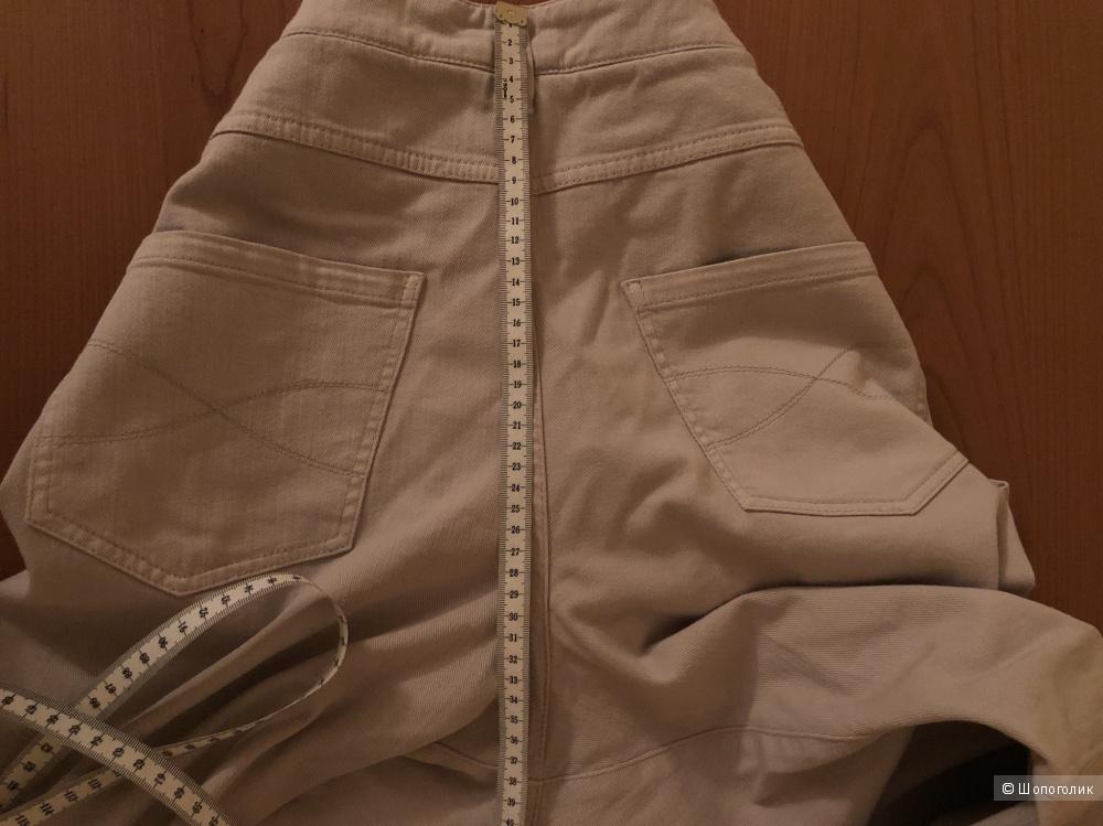 Джинсовые жен. брюки BRUNELLO CUCINELLI р.46IT (L/XL)