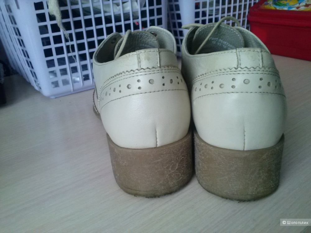 Valeria, женские ботинки, 37 р-р