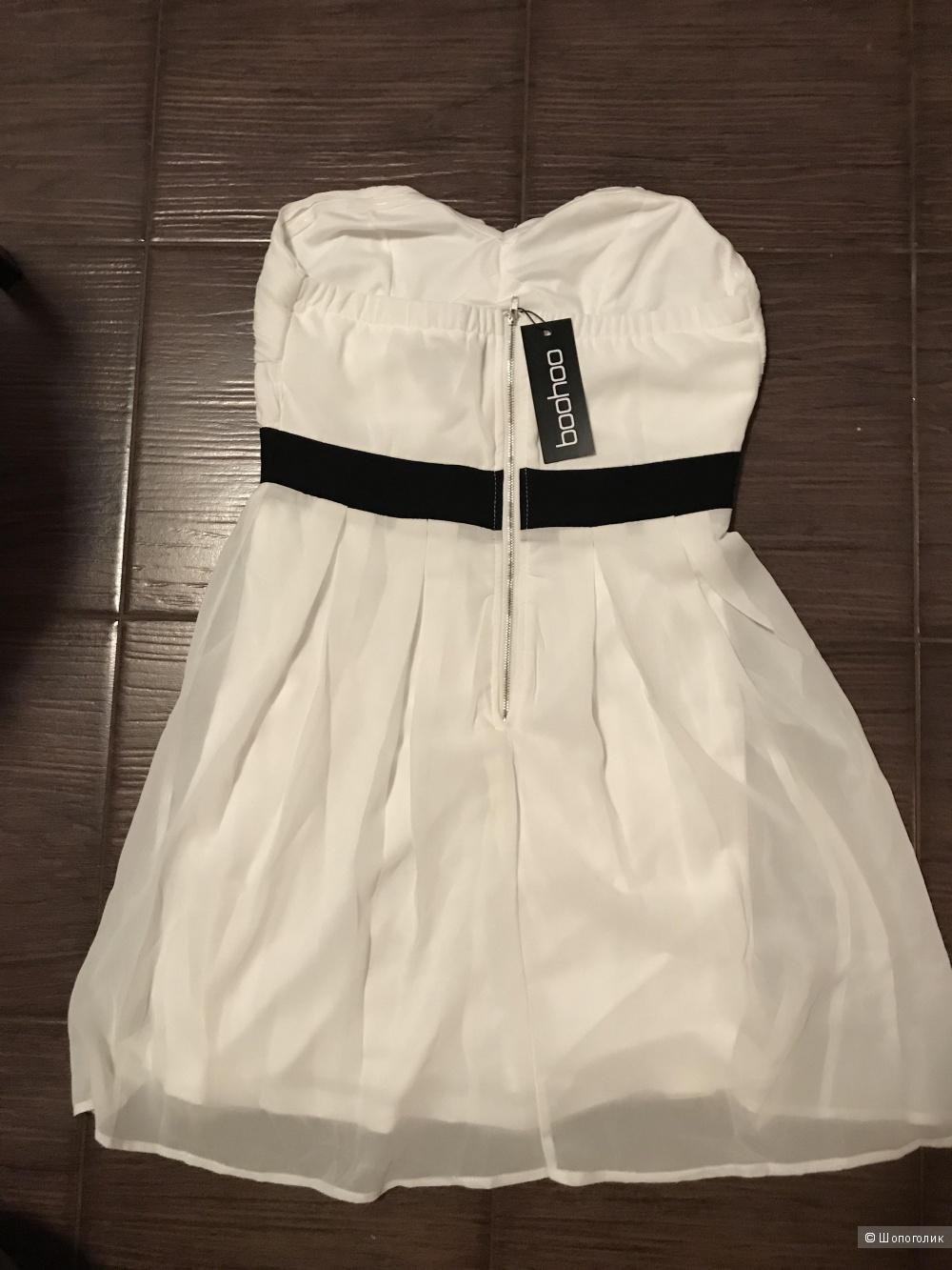 Платье бандо Boohoo размер US 10 (46)