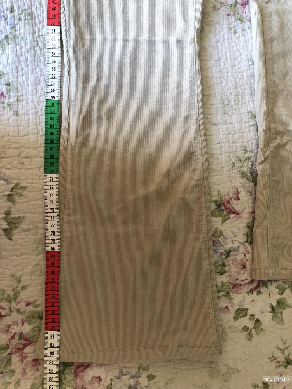 Вельветовые брюки Tommy Hilfiger р-р 6 (US) 36 (EU)