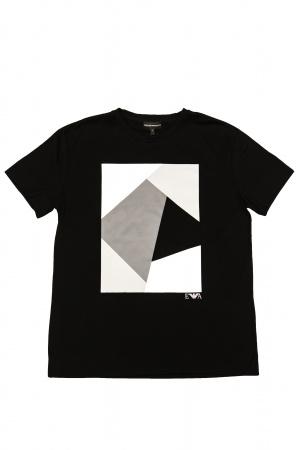 Мужская футболка Emporio Armani, размер S, M, XXL