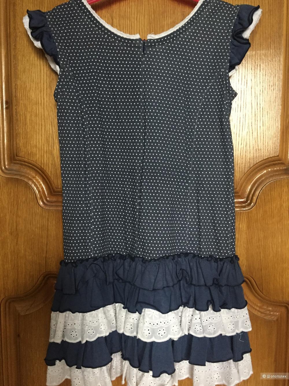 Платье ф.Mariquita  разм 140