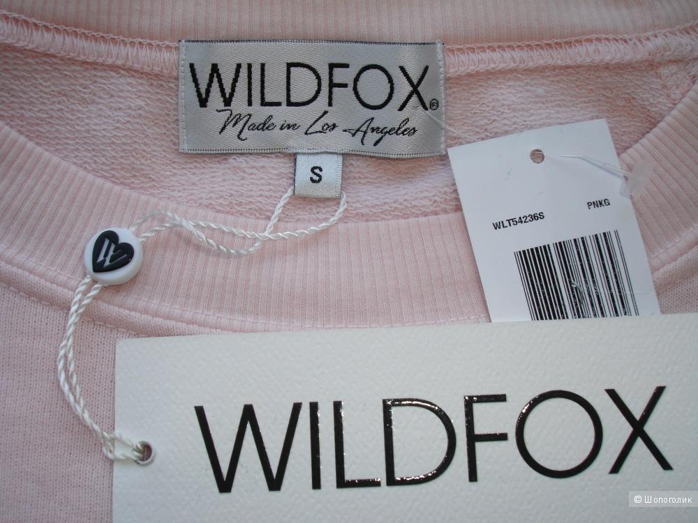 Свитшот Wildfox, размер S (рос 44-48)