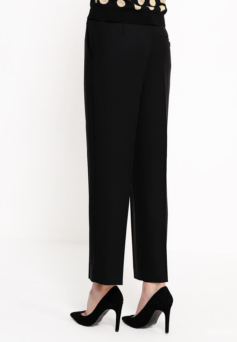 Укороченные брюки Boutique Moschino размер 46/48